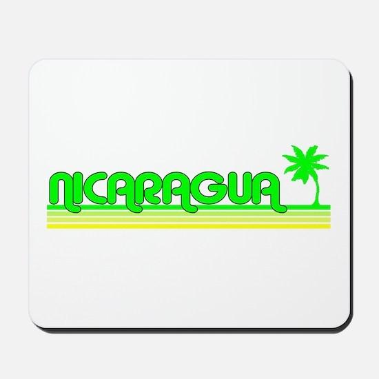 Nicaragua Mousepad