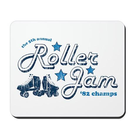 Roller Jam Mousepad