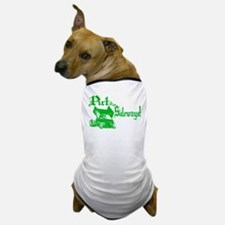Sprint Car - Sideways 5 Dog T-Shirt