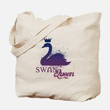 Cute Swans Tote Bag