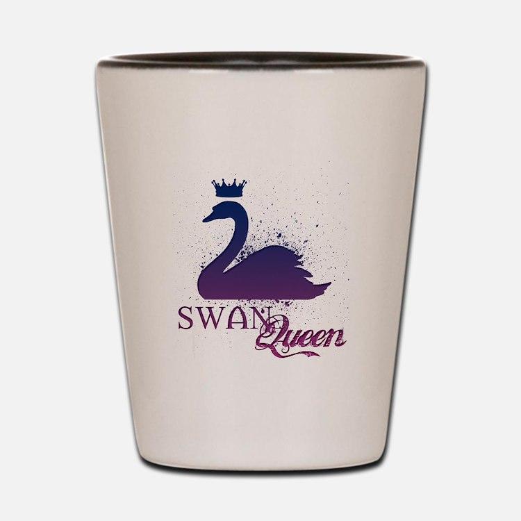 Cute Swan Shot Glass