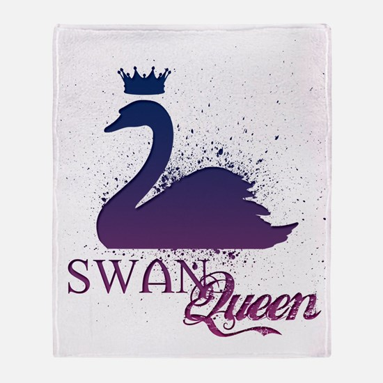 Cute Regina Throw Blanket
