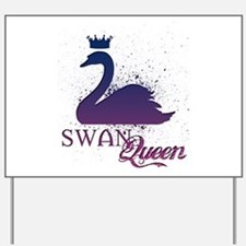 Swanqeen Yard Sign