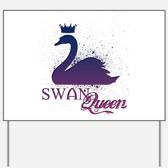 Swanqeen Yard Sign