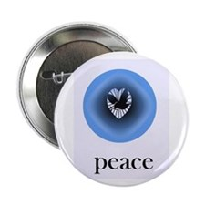 Wings of Peace Button