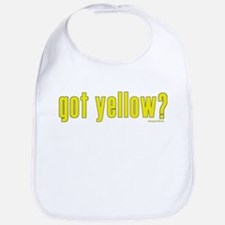 got yellow? Bib