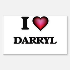 I love Darryl Decal