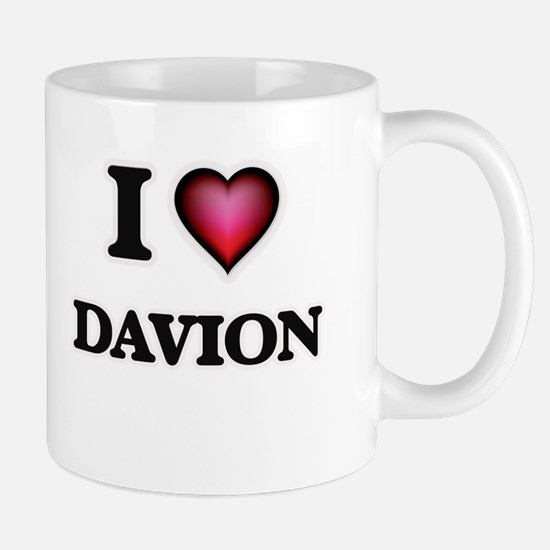 I love Davion Mugs