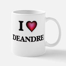 I love Deandre Mugs