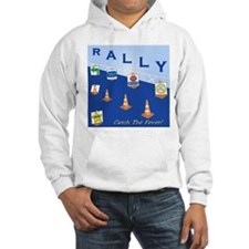 Rally Signs Hoodie