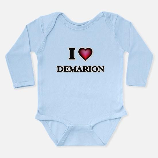 I love Demarion Body Suit