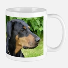 dobie 2 Mugs