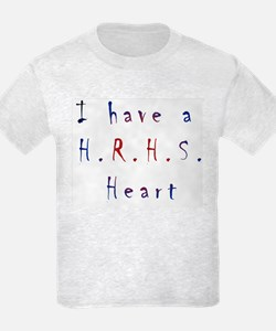 i have a hrhs heart T-Shirt