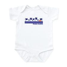Pearl Islands, Panama Infant Bodysuit