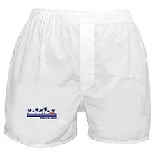 Pearl Islands, Panama Boxer Shorts