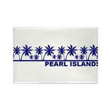Pearl Islands, Panama Rectangle Magnet