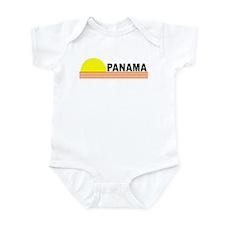 Panama Infant Bodysuit