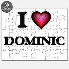 I love Dominic Puzzle
