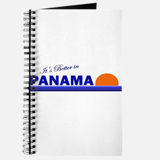 Its Better in Panama Journal