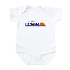 Its Better in Panama Infant Bodysuit