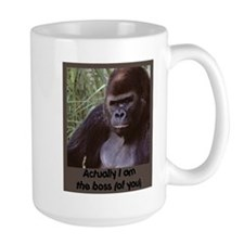 Boss Of You Mug