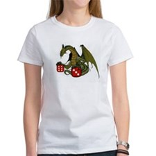 Dice and Dragons Tee