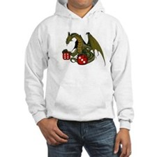 Dice and Dragons Hoodie