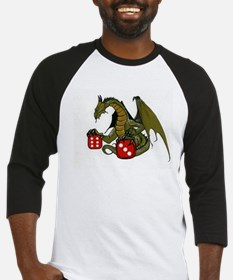 Dice and Dragons Baseball Jersey