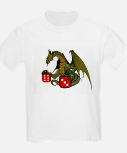 Dice and Dragons T-Shirt