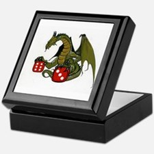 Dice and Dragons Keepsake Box