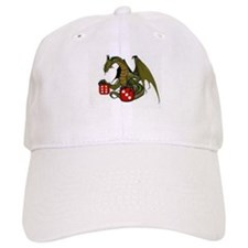 Dice and Dragons Baseball Cap