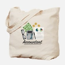 Accountant Profession Tote Bag