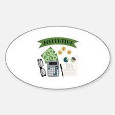 Accounting Decal