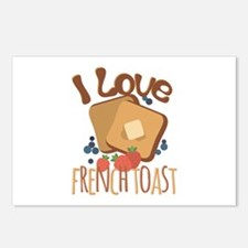 French Toast Postcards (Package of 8)