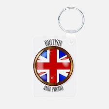 Unique United kingdom Keychains