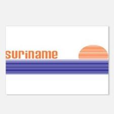 Suriname Postcards (Package of 8)