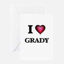 I love Grady Greeting Cards