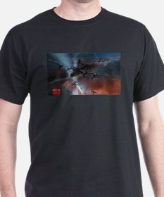 War Thunder Night Descent T-Shirt
