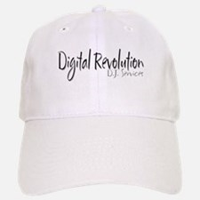 Digital Revolution Baseball Baseball Cap