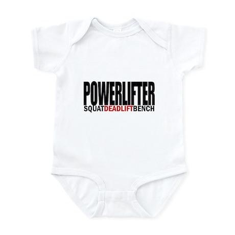 POWERLIFTER Infant Bodysuit
