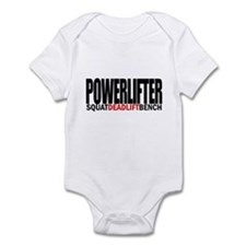 POWERLIFTER Infant Bodysuit