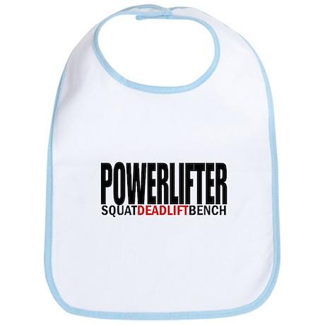 POWERLIFTER Bib