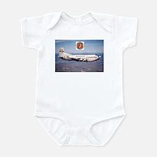 Funny Globemaster Infant Bodysuit