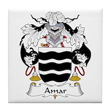 Amar Tile Coaster