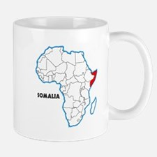 Somalia Mugs