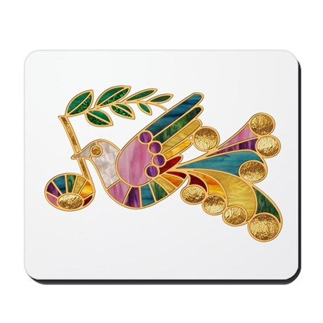 Peace Note Mousepad