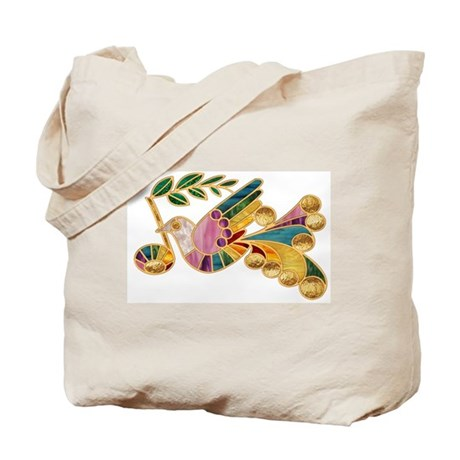 Peace Note Tote Bag