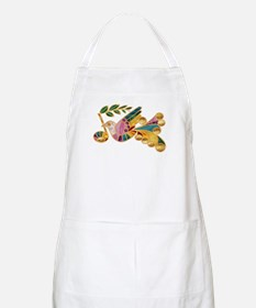 Peace Note BBQ Apron