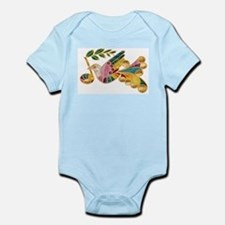 Peace Note Infant Creeper