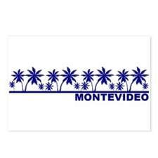 Montevideo, Uruguay Postcards (Package of 8)